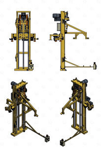Cantilevered manipulator