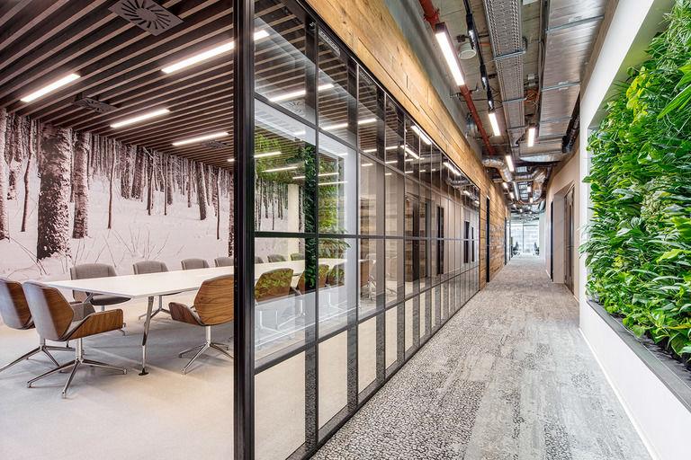 zimní jednací místnost – Kanceláře CA Technologies | Horalík Atelier