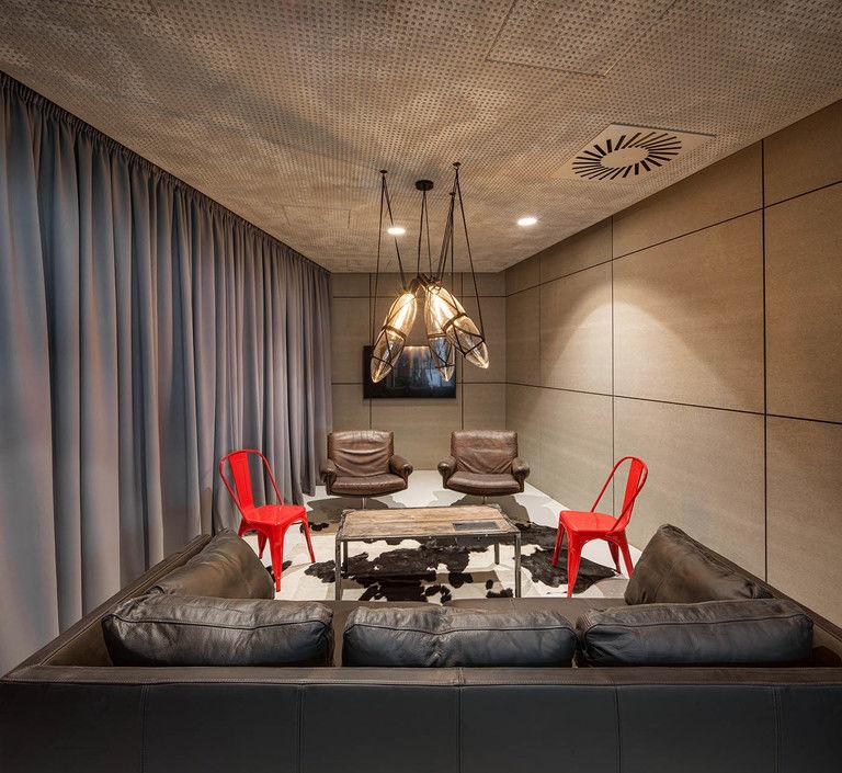 neformální pracovně relaxační místnost – Kanceláře CA Technologies | Horalík Atelier