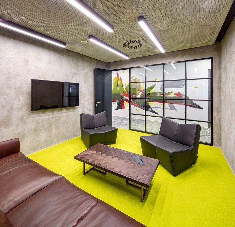 – Kanceláře CA Technologies | Horalík Atelier