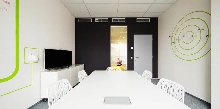 hlavní jednací místnost – kanceláře INMITE | Horalík Atelier