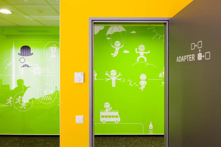 průhled na příběh firmy z kanceláře – kanceláře INMITE | Horalík Atelier