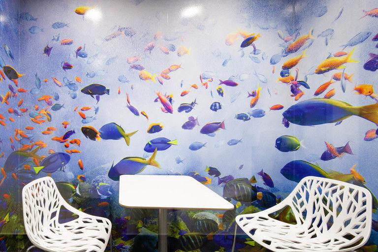 vodní svět – kanceláře INMITE | Horalík Atelier