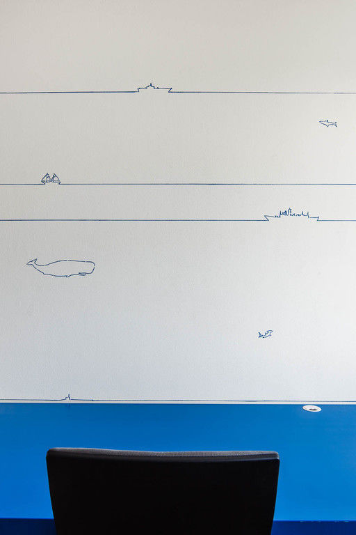 – námořnická pracovna | Horalík Atelier