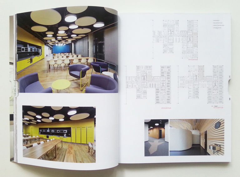 – International magazine of Space Design (bob) | Horalík Atelier