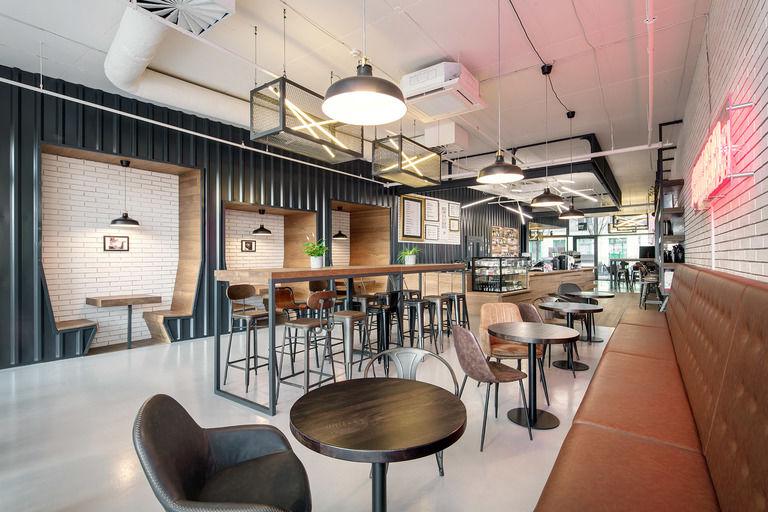 – Kavárna Rebelbean | Horalík Atelier