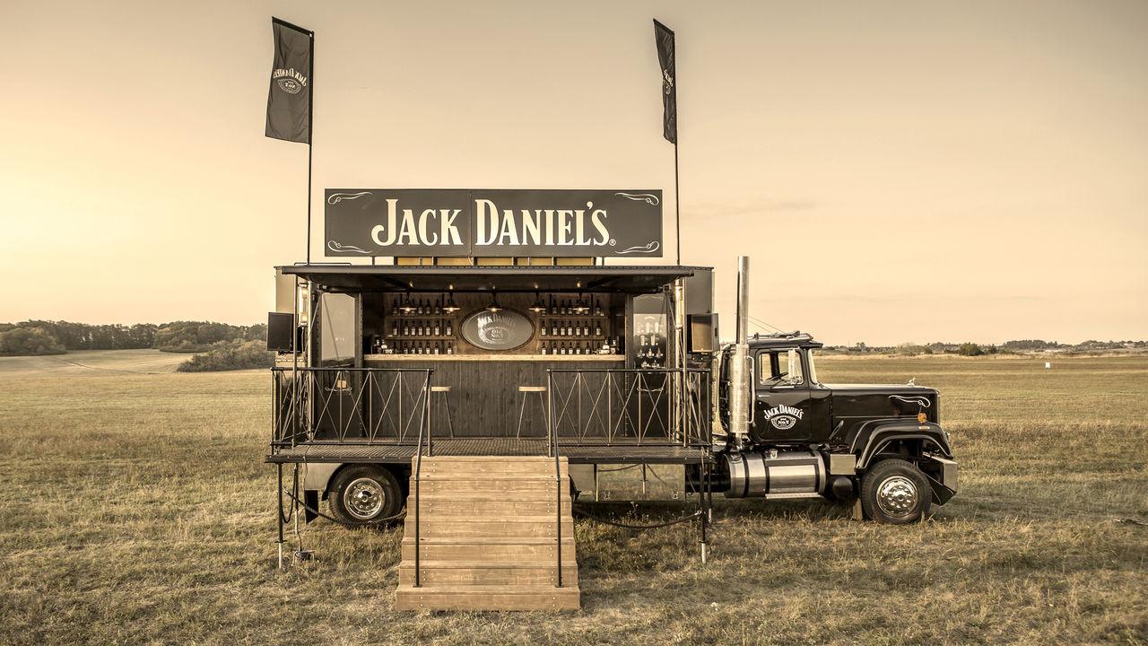 Jack daniels truck web3