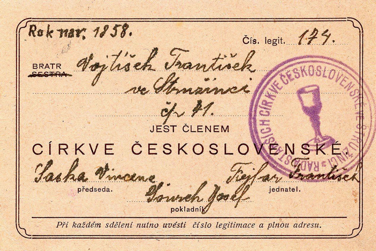 gründung tschechische republik