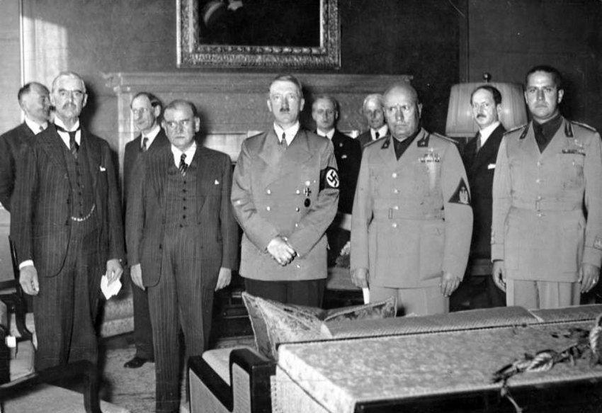 ミュンヘン協定