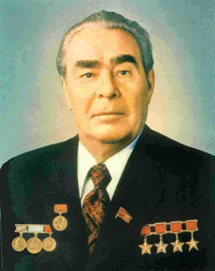 レオニード・ブレジネフ